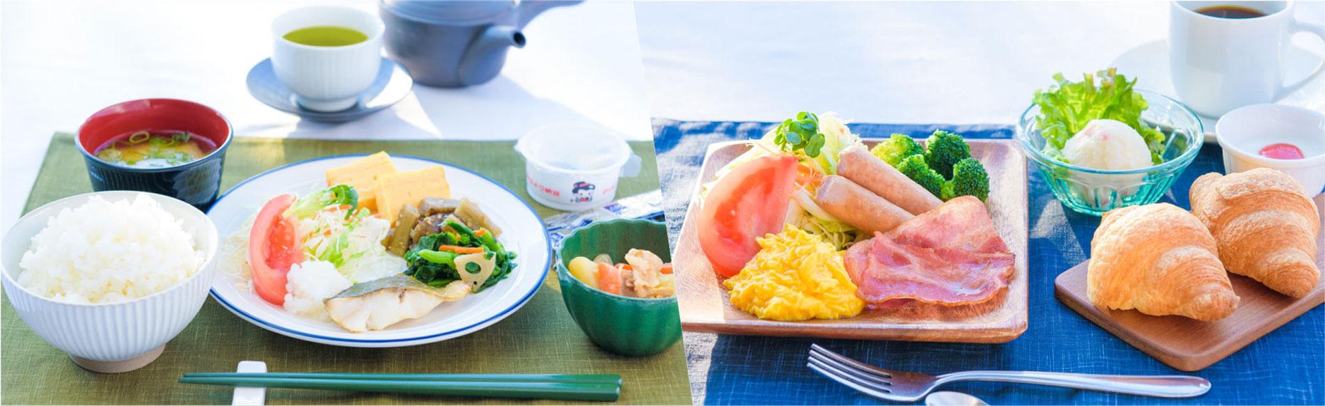 バジェットイン朝食トップイメージ