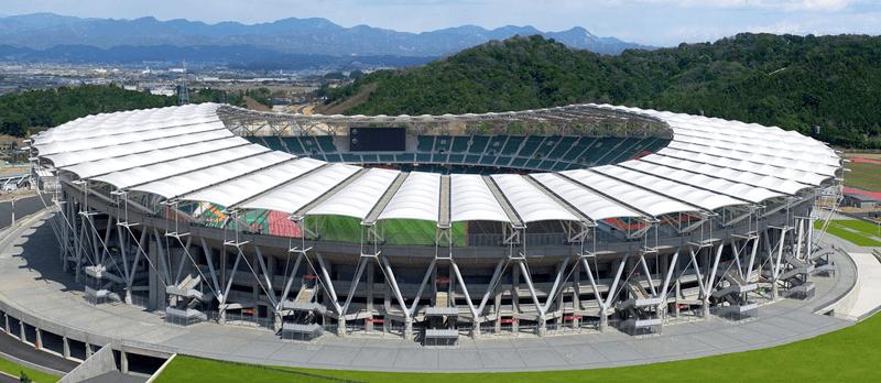 エコパスタジアム(小笠山総合運動公園)