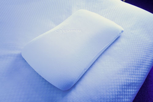 スーパーテンピュールシンフォニー枕